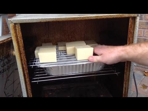 Πως να καπνίσετε τυρί τσένταρ