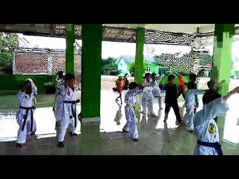 Karate Lemkari Ranting SD IT MQ Oku timur