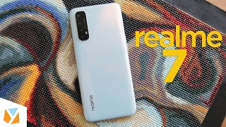 Realme 7 Unboxing and Hands-On