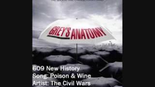 The Civil Wars - Poison & Wine