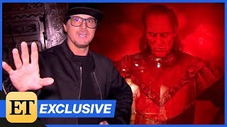 Ghost Adventures' Zak Bagans Gives ET A Tour Of His Haunted Museum