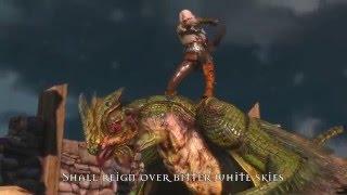Ведьмак 3: Цири (клип)