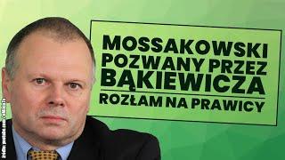 Robert Bąkiewicz pozywa Rafała Mossakowskiego i Kamila Klimczaka!