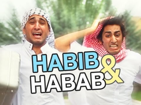CRAZY ARABS - Habib & Habab