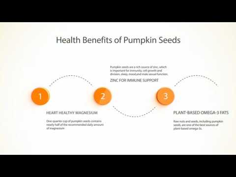 Pumpkin Seeds Natural Health Benefits