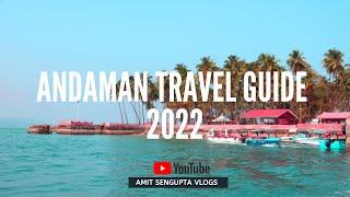 Andaman Travel Guide 2021 ☆ Andaman Tour Itinerary 2021 ☆ Andaman Islands Trip Plan 2021