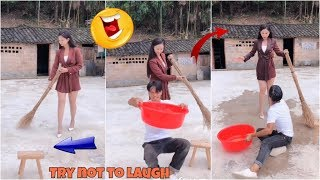 Try not to laugh challenge ●  Comedy videos 2019 - Episode 3