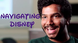 Navigating Disney with Furman's Math Department