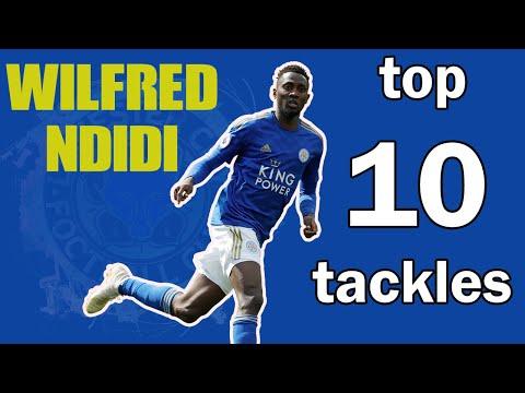 Top 10 Tackles Wilfred Ndidi 2020/2021 Season – Complete Sports