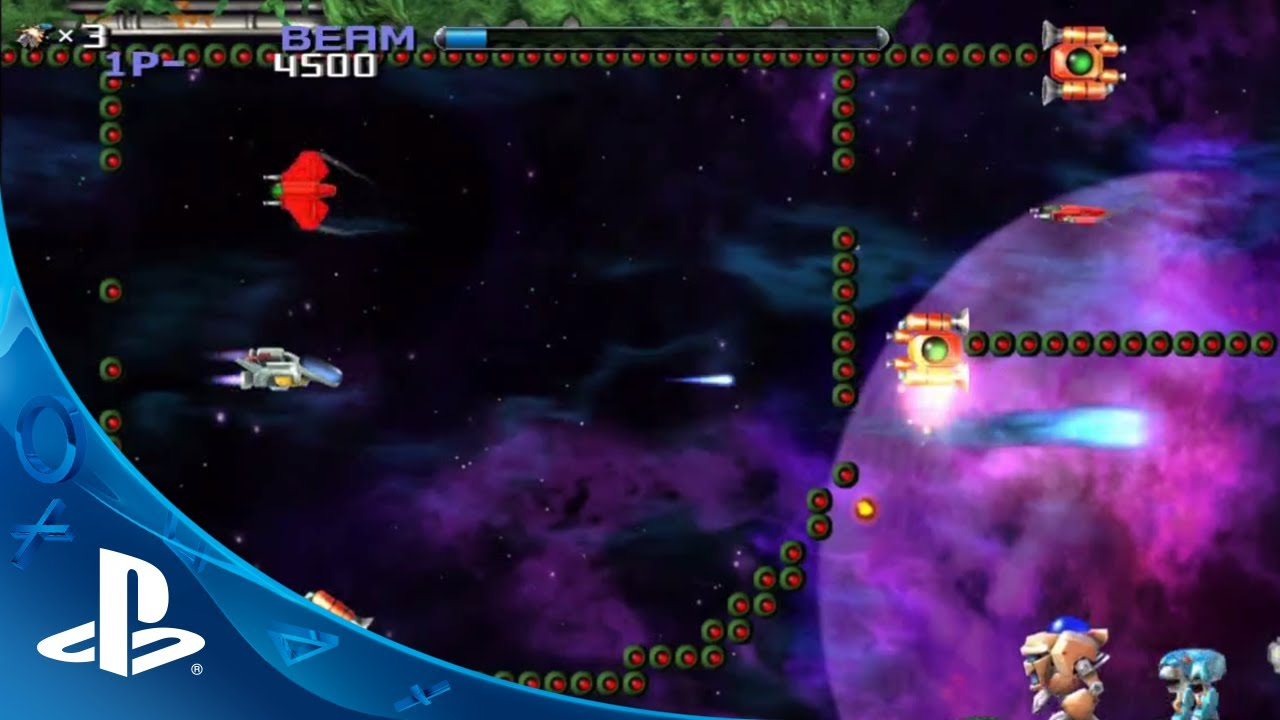 R-Type Dimensions Coming to PS3 on May 20th