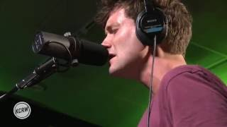 Glass Animals performing 'Life Itself' Live on KCRW