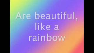 True Colors by Cyndi Lauper (with lyrics)