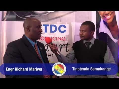 ZETDC's Engr Richard Mariwa