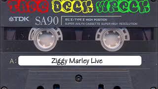 Ziggy Marley – Aug 7 1993 World Music Center