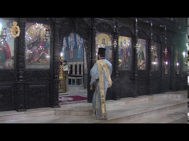 """11 август 2020 г. - Молебен канон към Пресвета Богородица в храм """"Св. вмчца Марина"""", град Пловдив"""