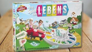 DAS SPIEL DES LEBENS - Spielregeln TV (Spielanleitung Deutsch) - Hasbro Gaming