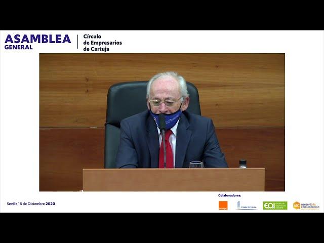 Asamblea General del CEC 16.12.20