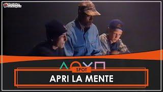 Apri la Mente alla Potenza di PlayStation! - Spot VHS Italia (1996)