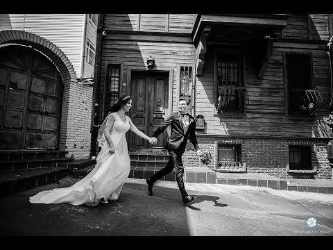 İstanbul'da Bir Düğün Hikayesi Gözde + Hakan İstanbul Wedding Stories