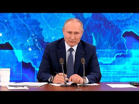 Путин о пенсиях: Индексация выплат для работающих пенсионеров в 2021 году составит 6,3%