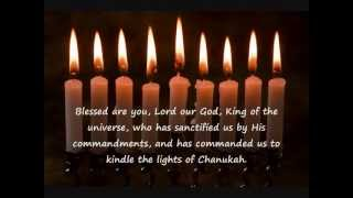 Chanukah Blessings Recitation (No Audio)