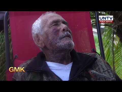 [UNTV]  92-year-old man brutally beaten in California receives outpouring donations for recovery