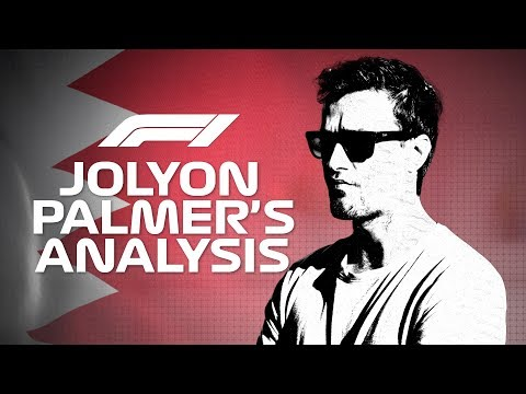 Image: Watch: Jolyon Palmer Analyses the 2019 Bahrain Grand Prix