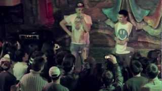 SHOXRUX - FAN CLUB PARTY (YORON EY LIVE DEMO) 2013