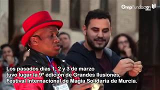 VIDEONOTICIA- La 9ª edición de Grandes Ilusiones se despide de Murcia por todo lo alto