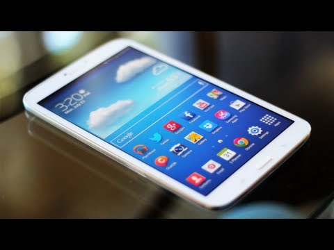 Galaxy Tab 3 8.0 Review!