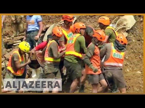 🇵🇭 🌀 Typhoon Mangkhut: Dozens feared dead in Philippines landslide | Al Jazeera English