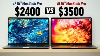"i7 vs i9 MacBook Pro 16"" - Is it Worth Upgrading?"