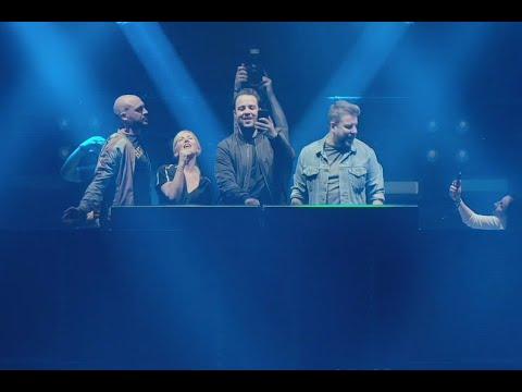 Le Mix d'Elliot de Bruno dans la Radio au Fun Radio Ibiza Experience 2019