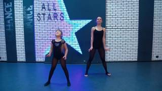 Liz Callaway –Love will find a way.Choreography by Радмила КалининаAll Stars Dance Centre 2017