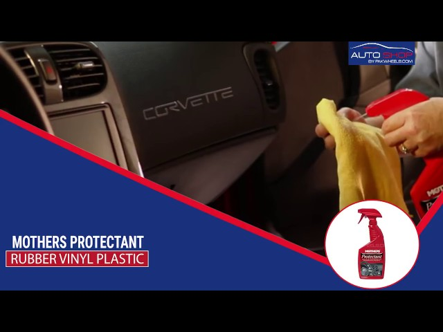 Mothers Protectant Rubber Vinyl Plastic - 16oz in Lahore