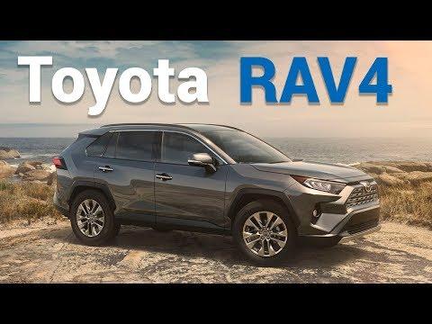 Toyota RAV4 2019 - 10 cosas que debes saber