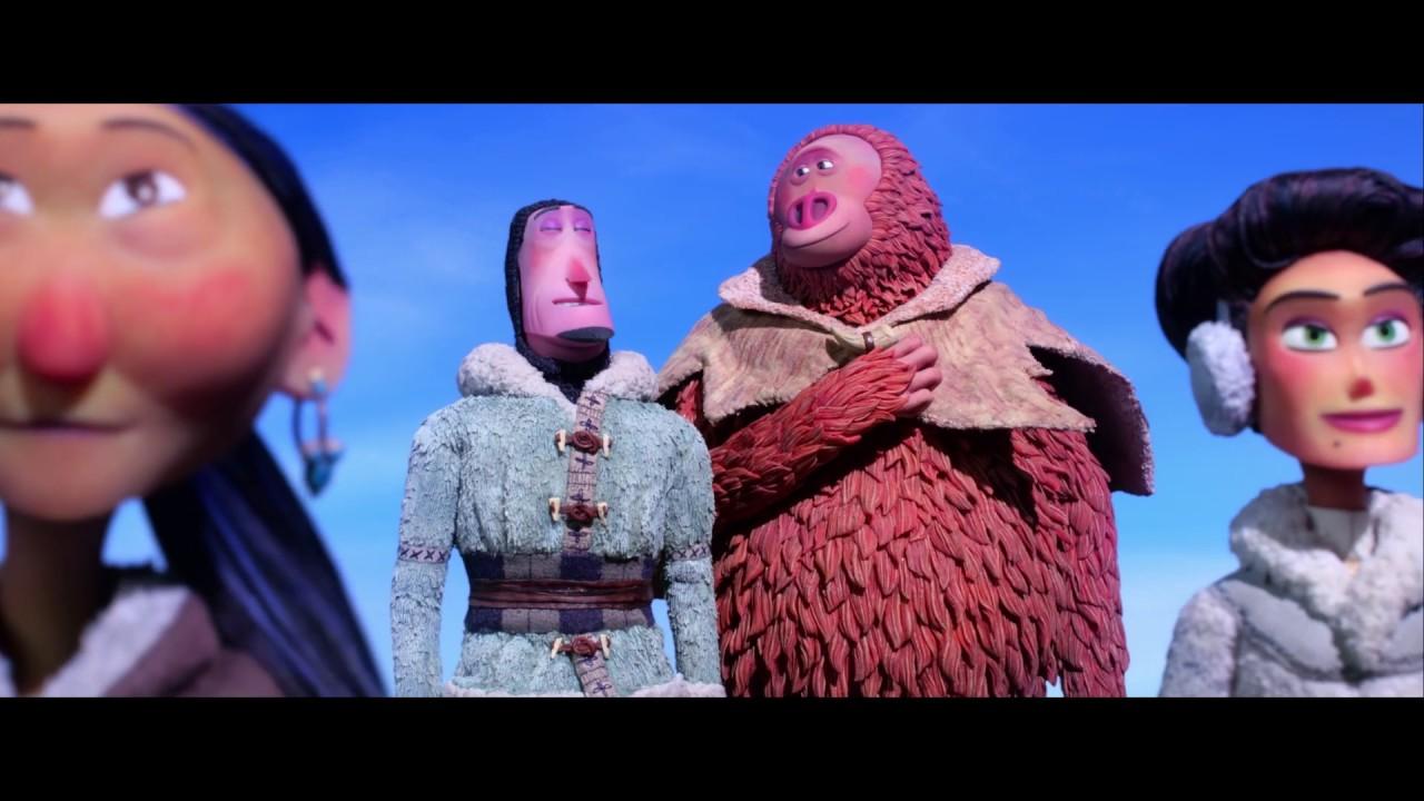 Trailer för Mysteriet om herr Länk