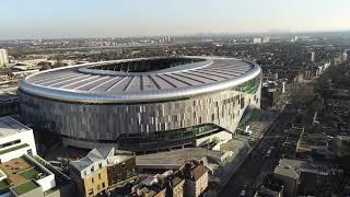 21/02/19 Tottenham Hotspur New Stadium