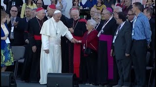 Pope Francis unites in one single body all Catholic Charismatic Renewal organizations