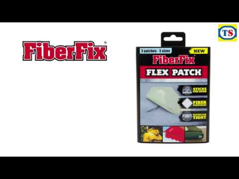 FiberFix Flexible Patch