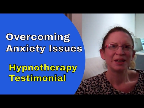 Overcoming anxiety & symptoms of anxiety