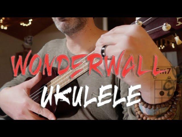 Wonderwall - OASIS na ukulele