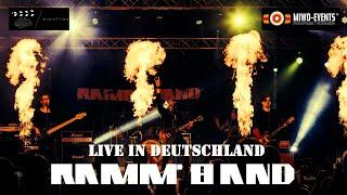 Запись концерта Ramm'band в Германии!