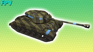 COH2 FPV The Pershing is good for 1v1 again?