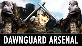 Skyrim Mod: Dawnguard Arsenal + De-LARP-ification