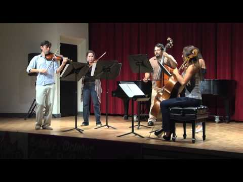Irazu String Quintet - Demo