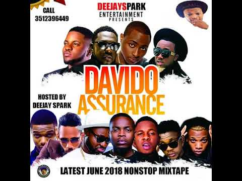 LATEST JUNE 2018 NAIJA NONSTOP ASSURANCE AFRO POP MIX{SUMMER MIX}BY DEEJAY SPARK