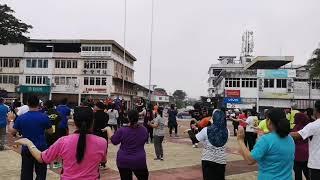 preview picture of video 'Hari Kemerdekaan Sarawak Peringkat Bahagian Miri Marudi 2018 & Saringan Kesihatan PKD Marudi'