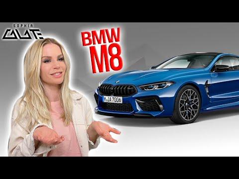 So würde ich meinen BMW M8 konfigurieren!