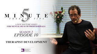 ¿Cómo nos podemos volver mejores terapeutas?